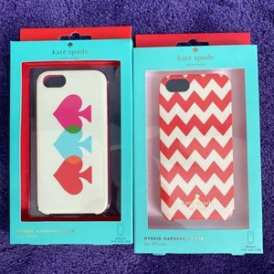 Kate Spade Iphone 5 cases- new